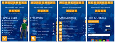 Los logros de Xbox Live llegan a iOS de la mano de Wordament