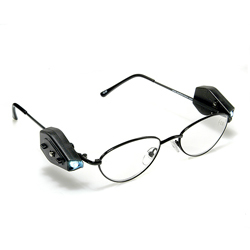 Gafas con luz incorporada