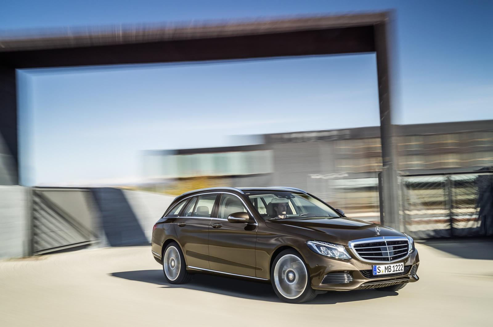 Foto de Mercedes-Benz Clase C Estate 2014 (8/36)