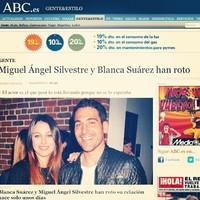 Podemos respirar tranquilos, Blanca Suárez no deja escapar a Miguel Ángel Silvestre