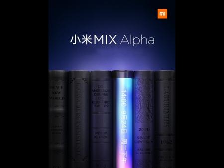 """Mi MIX Alpha: el próximo smartphone de Xiaomi promete ser el verdadero """"todo pantalla"""" y ocupar 100% del frontal"""