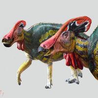 """Tlatolophus galorum: así era el dinosaurio """"platicador"""", descubierto en México por paleontólogos del INAH y la UNAM"""