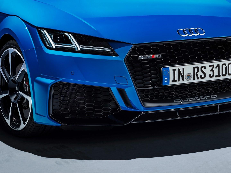 Foto de Audi TT RS 2020 (28/53)