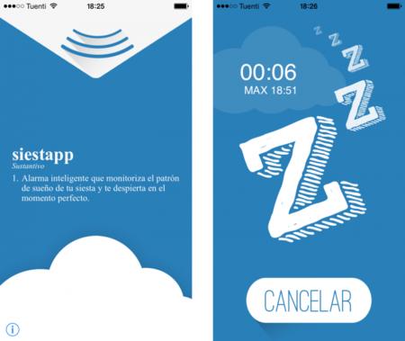 SiestApp: porque las siestas también se merecen cuantificarse