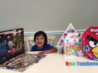 El niño de seis años que hace 11 millones de dólares al año con sus vídeos con reviews de juguetes
