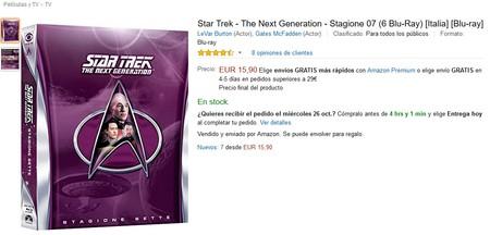 Star Trek Amazon