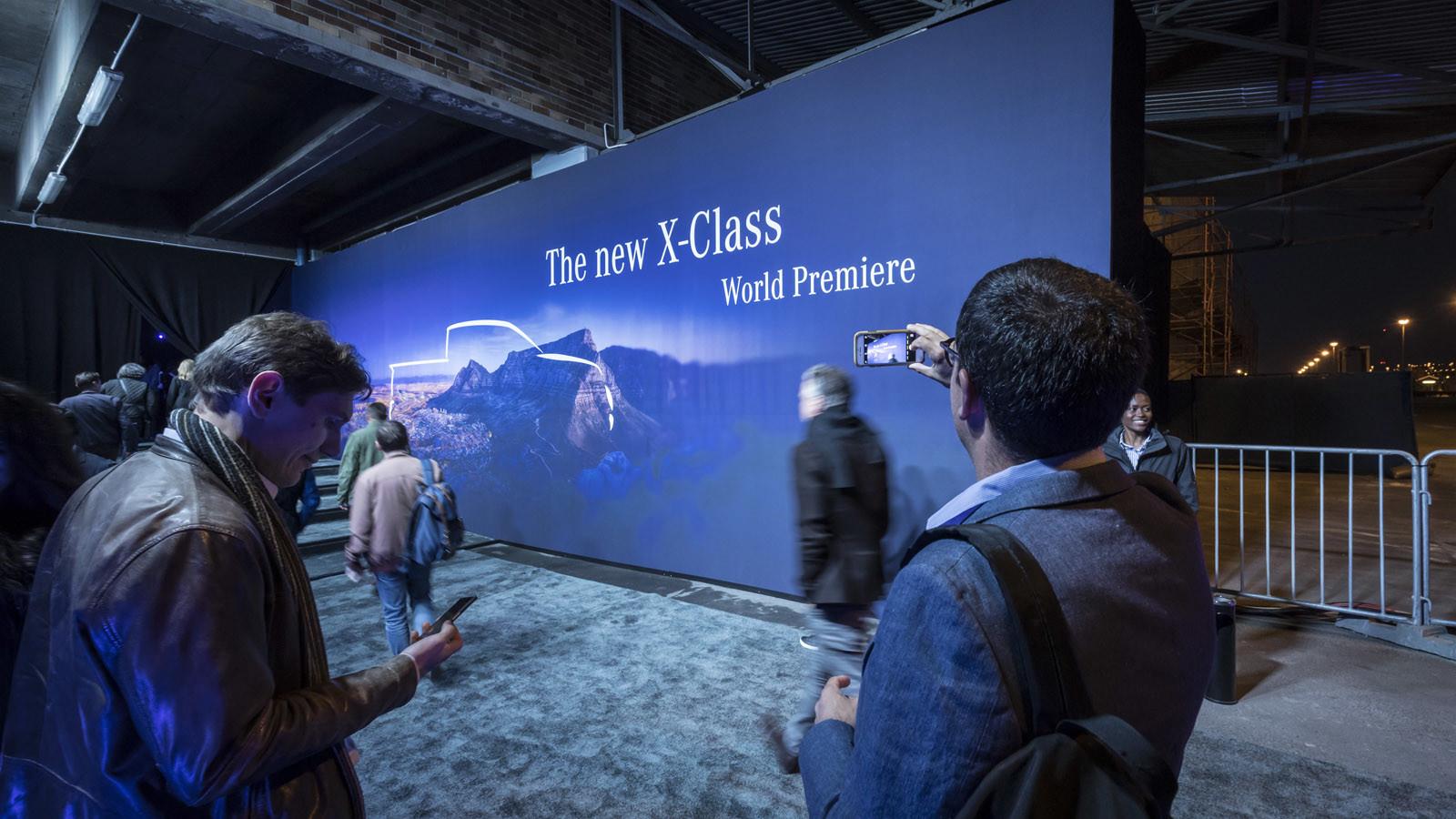 Foto de Mercedes-Benz Clase X, primeras impresiones (10/70)