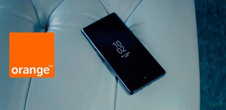 Orange ya tiene precios para el Samsung Galaxy Note 8 con sus tarifas, Samsung DeX de regalo incluido