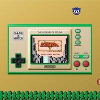 El Game & Watch edición de 'The Legend of Zelda' ya se puede reservar en Amazon México por 1,299 pesos