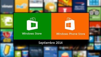 Las cifras de las tiendas de Windows y Windows Phone muestran el avance de sus nuevas versiones