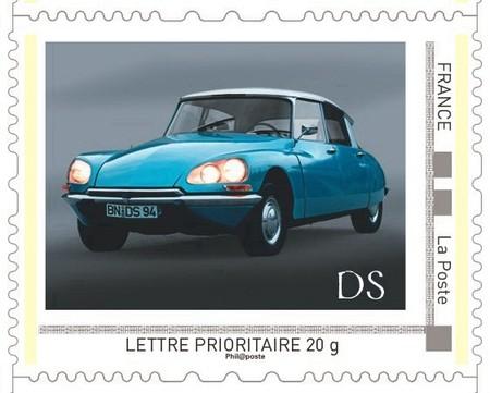 Repasando la Historia de Citroën en sellos