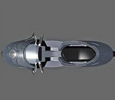 Moto Solar Urbana, interesante prototipo de la empresa española sunRED