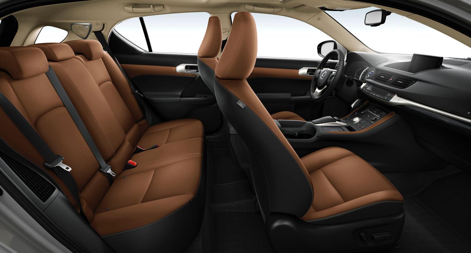 Foto de Lexus CT 200h 2014 (9/12)