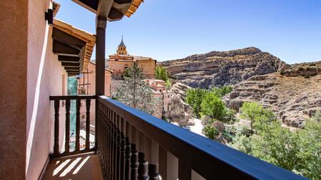 Hoteles en Albarracín