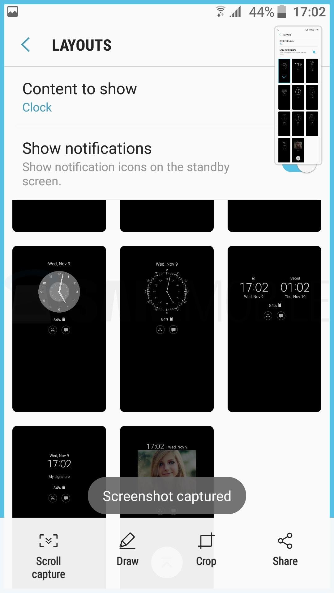 Foto de Capturas Android 7.0 Nougat en el Samsung Galaxy S7 (63/65)