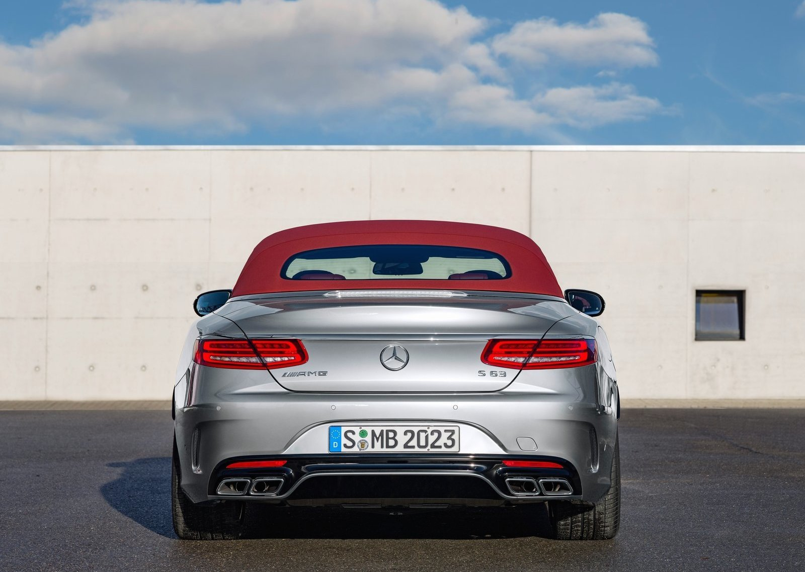 Foto de Mercedes-AMG S 63 Cabriolet Edition 130 (12/21)