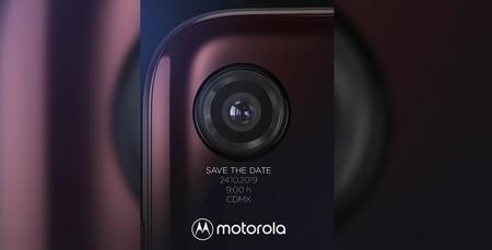 Motorola presentará en México un smartphone que nunca se había visto ¿los Moto G8 o un nuevo Motorola One?
