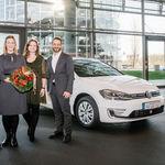 Volkswagen cierra 2019 con 250,000 vehículos eléctricos vendidos