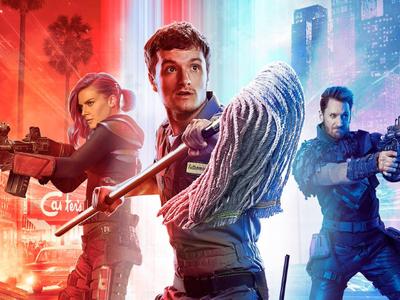 'Future Man' es ciencia ficción divertida, geek y tiene a uno de los personajes cómicos del año