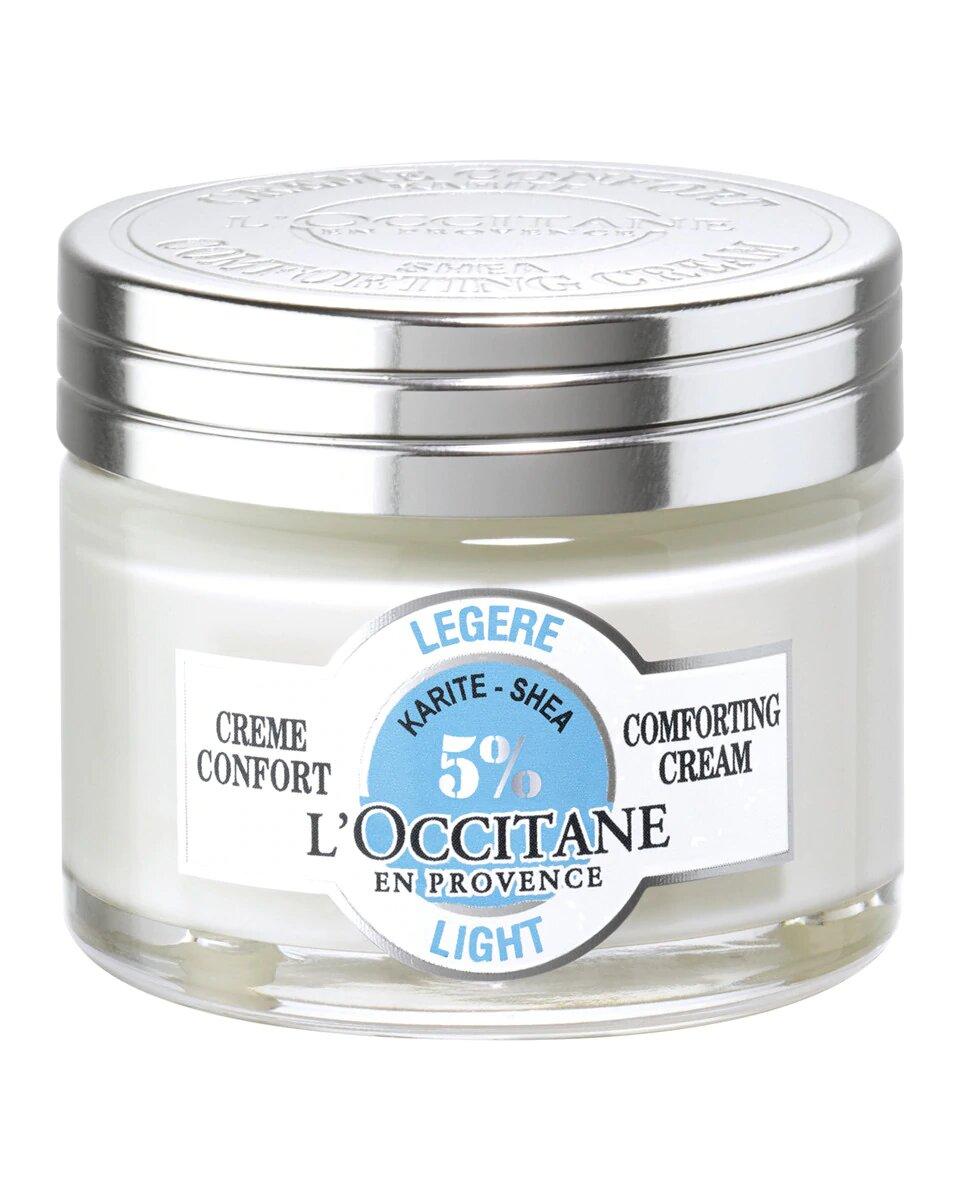Crema Ligera Confort Karité L'Occitane en Provence
