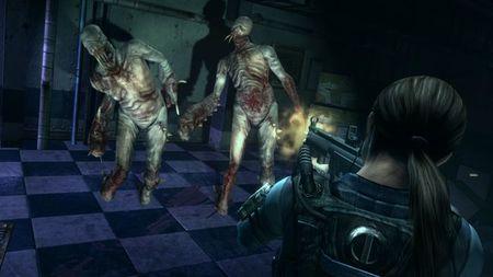 Primer modo exclusivo de 'Resident Evil: Revelations - Unveiled Edition'