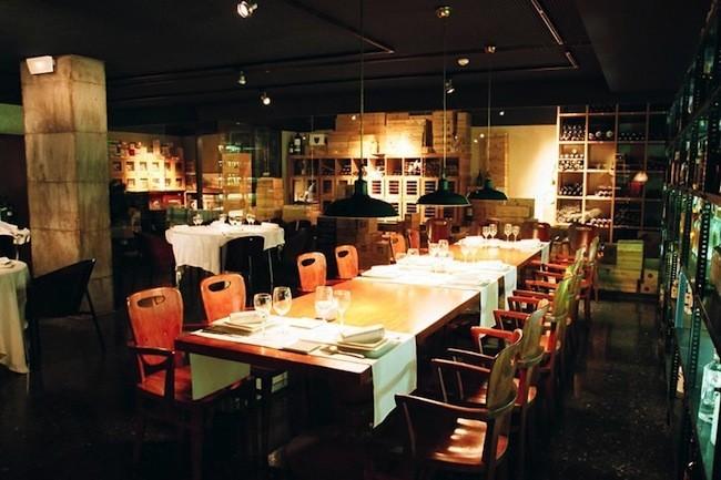 los cinco restaurantes de barcelona m s rom nticos para
