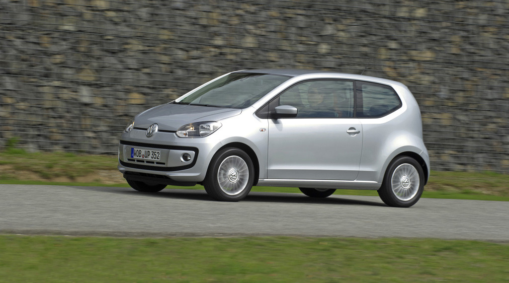 Foto de Volkswagen Up! (22/80)