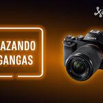 Sony A7, Nikon D750, Samsung Galaxy S21 y más cámaras, móviles, objetivos y accesorios en oferta en el Cazando Gangas