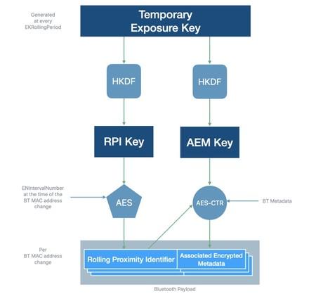 Contact Tracing API