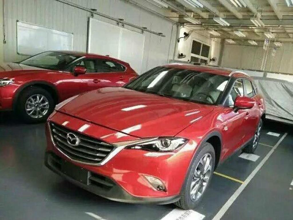 Mazda CX-4, todos digan hola al nuevo miembro de la ...