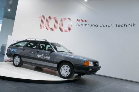 Audi Duo, Top 10 de los coches innovadores