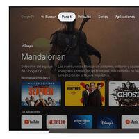 Google TV: así es la nueva interfaz de Android TV del nuevo Chromecast y televisores de 2021