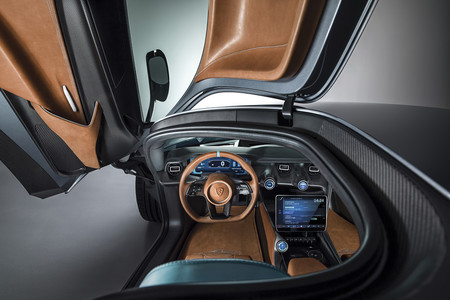 C Two Interior Rimac