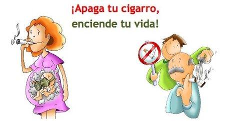 Apaga tu cigarro, enciende tu vida (y la de tus hijos)