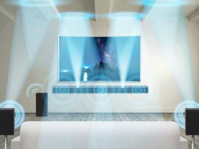 Las nuevas barras de sonido compatibles con Dolby Atmos de Samsung llegan a las tiendas