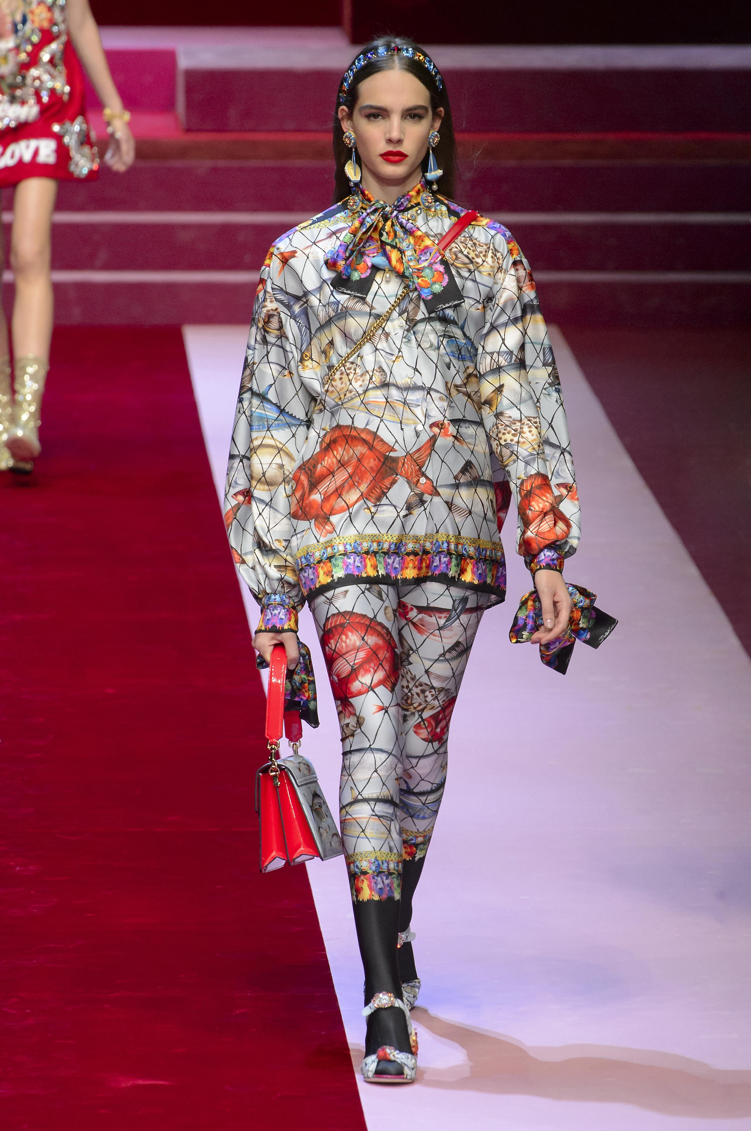 Foto de Dolce&Gabbana Primavera/Verano 2018 (58/106)