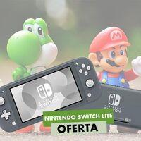 En el outlet de MediaMarkt en eBay la Nintendo Switch Lite está superrebajada a 179 euros