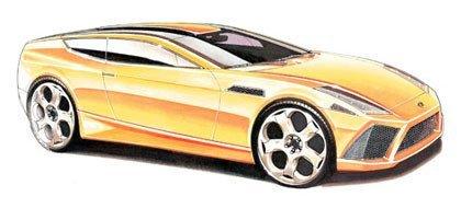 2009 Lamborghini Espada