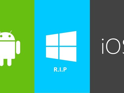 El 99.6% de los smartphones del mundo tienen Android o iOS: adiós al sueño de Windows Phone