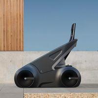 Un coche eléctrico y autónomo digno de aparecer en 'Wall-E': así los imagina el diseñador Alexander Zhukovsky