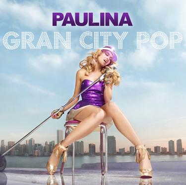 Paulina Rubio de Armand Basi en su último disco