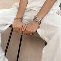 Nueve anillos de plata firmados por Singularu que dan rollazo a cualquier look