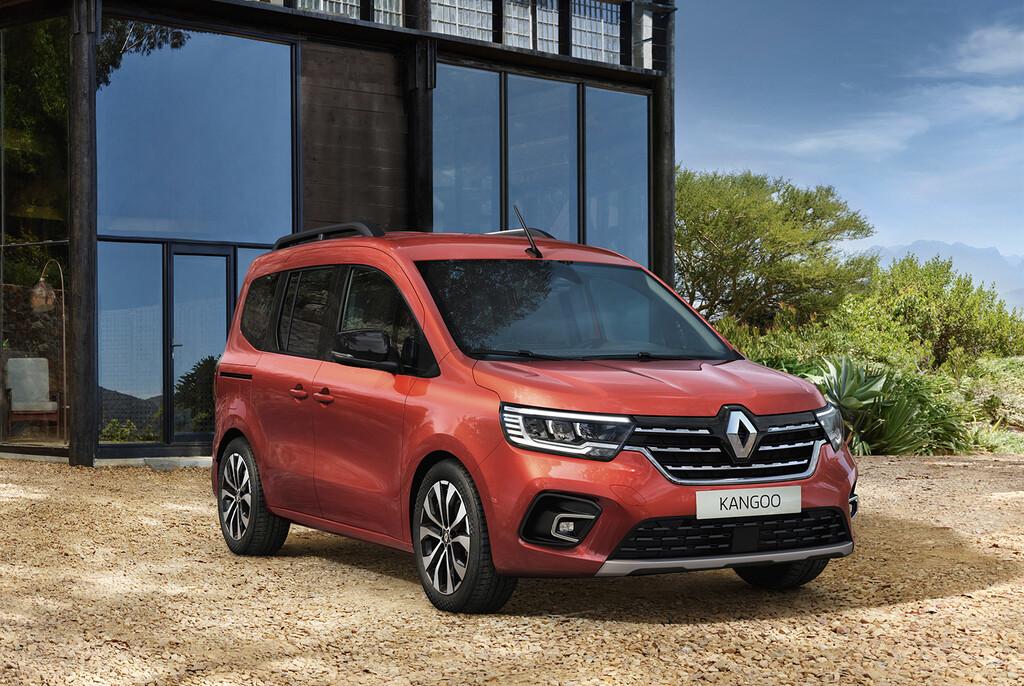 Renault Kangoo 2021, la nueva generación es más práctica, segura y llamativa