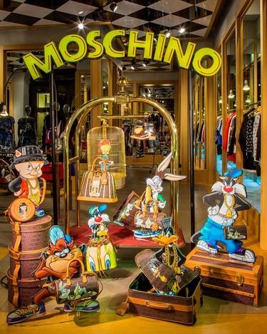 Moschino convierte en tendencia a los Looney Tunes