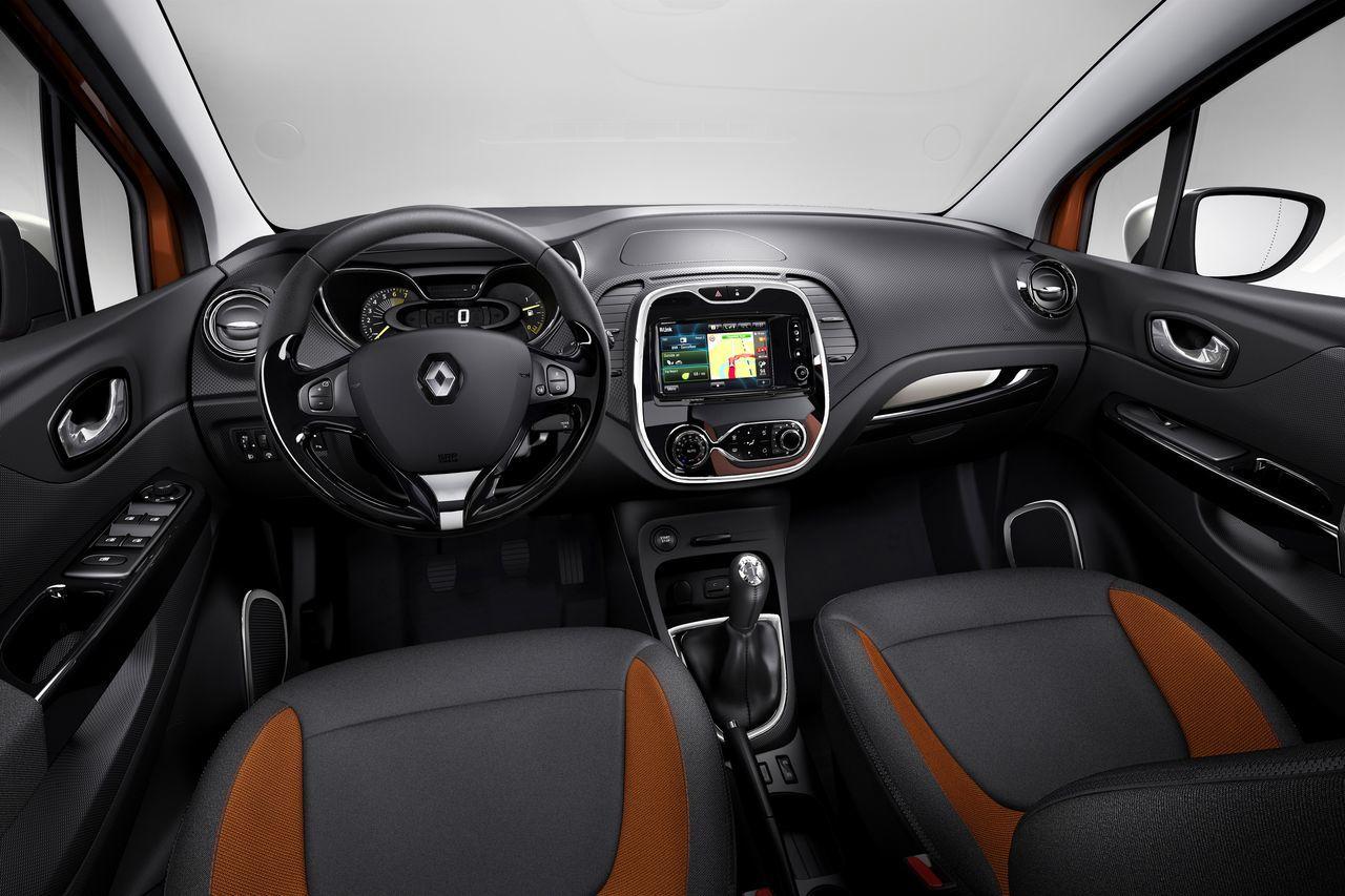 Foto de Renault Captur (15/16)