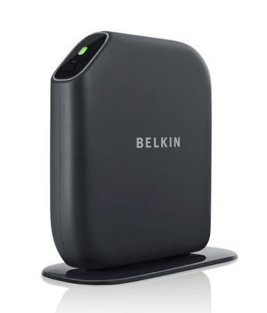 Belkin lanza routers simples para todos