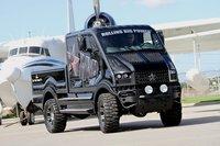 Bremach T-Rex, los camiones también pueden ser eléctricos