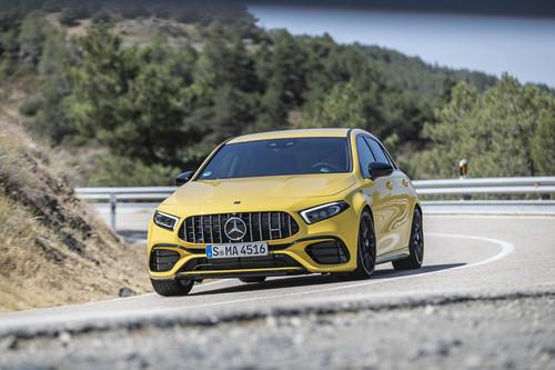Mercedes-AMG A 45 S, a prueba: así van los 421 hp del hot-hatch más potente del mundo