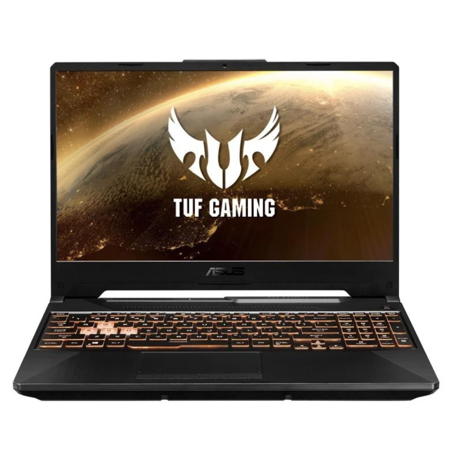 ASUS TUF Gaming F15 FX506LH HN129 Intel Core I7 10870H 16GB 512GB SSD GTX1650 156