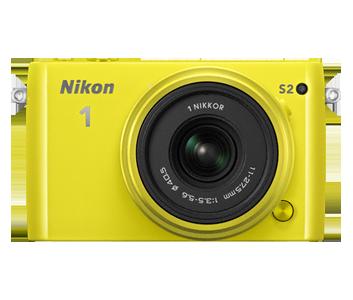 Nikon 1 S2, toda la información de la nueva CSC de Nikon